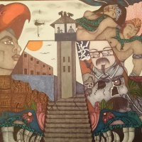 In-Sight: The Artists and Writers of San Quentin Prison – Luis Maciel (#K-97700)